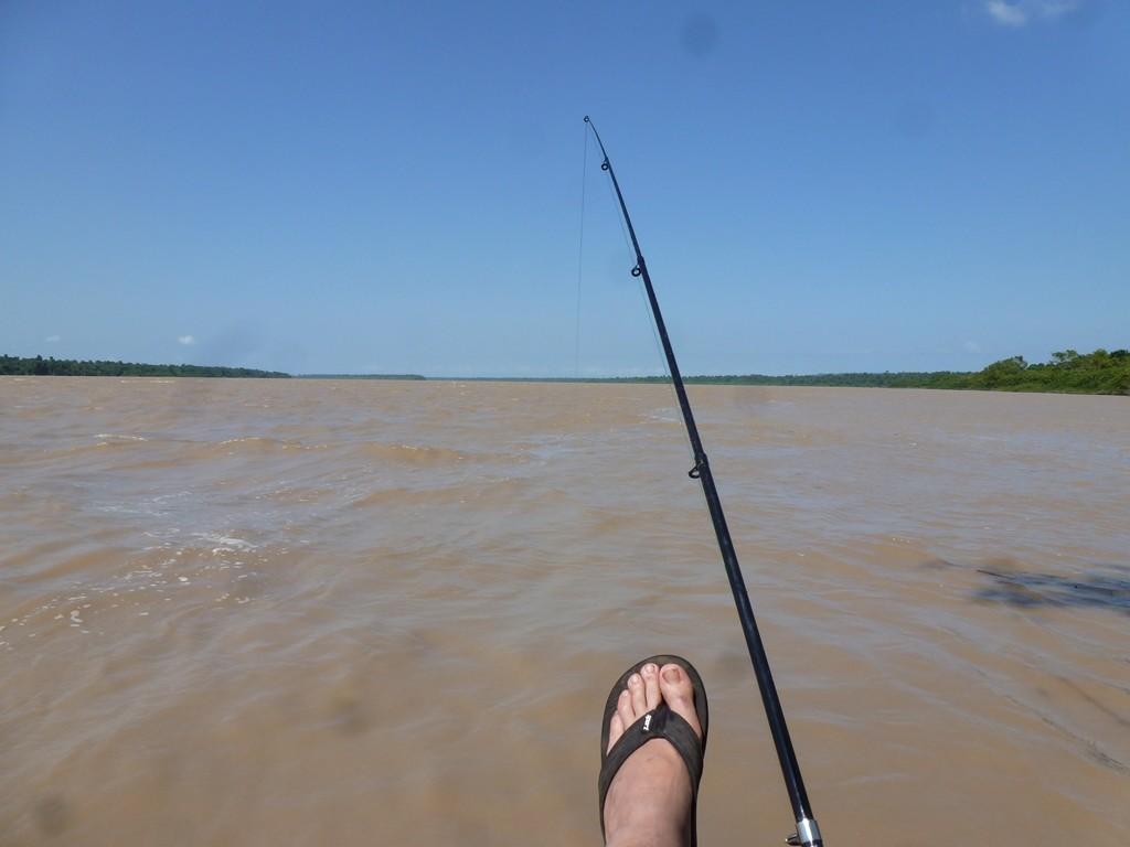 Pêche en Guyane Aventure